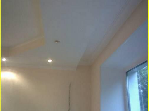 Потолки из гипсокартона.Конструкции из гипсокартон Дата: 11.09.2009.