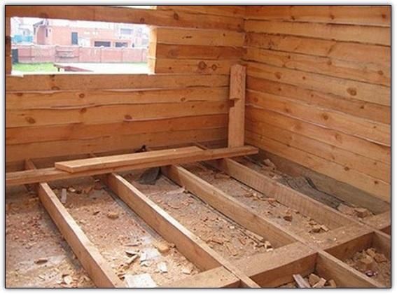Как положить деревянный пол, устройство деревянных полов в доме!
