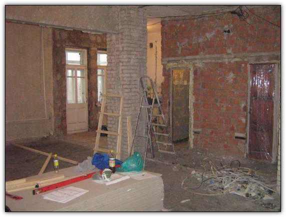 капитальный ремонт зданий своими руками