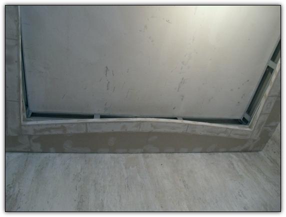 Финишная шпаклёвка потолка